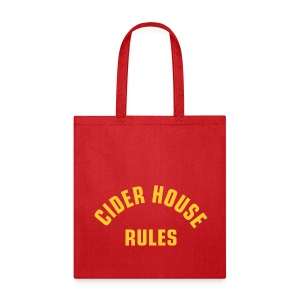 Cider House Rules (Monster Squad) - Tote Bag