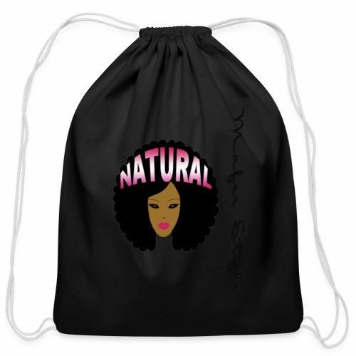 i Love my Afro 36 - Cotton Drawstring Bag