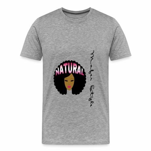 i Love my Afro 36 - Men's Premium T-Shirt