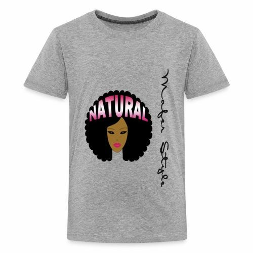 i Love my Afro 36 - Kids' Premium T-Shirt