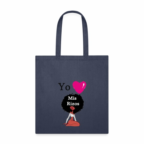 i Love my Afro 45 - Tote Bag