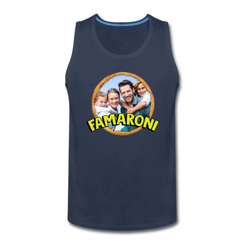 Famaroni Men's Shirt - Men's Premium Tank