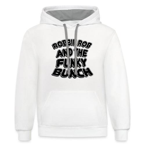 Funky Bunch Men's Shirt - Contrast Hoodie