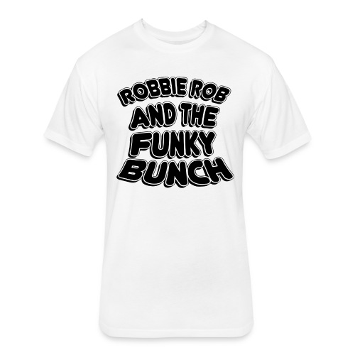 Funky Bunch Men's Shirt - Fitted Cotton/Poly T-Shirt by Next Level