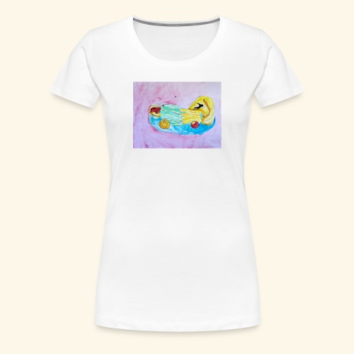Fruits and Vegetables - Women's Premium T-Shirt