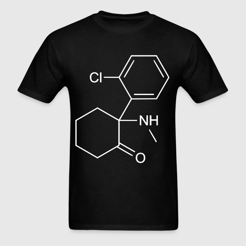 Ketamine  T-Shirts - Men's T-Shirt