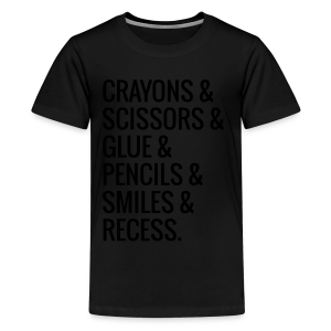 Teacher Life - Kids' Premium T-Shirt