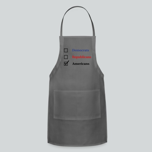 Election Ballot - Americans - Adjustable Apron