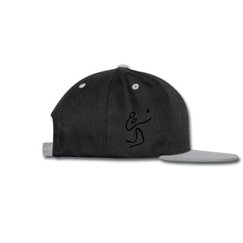 Olympic Badminton - Snap-back Baseball Cap