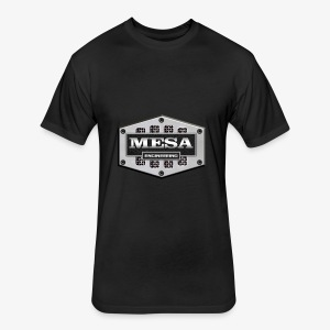 MESA BOOGIE AMP - Fitted Cotton/Poly T-Shirt by Next Level