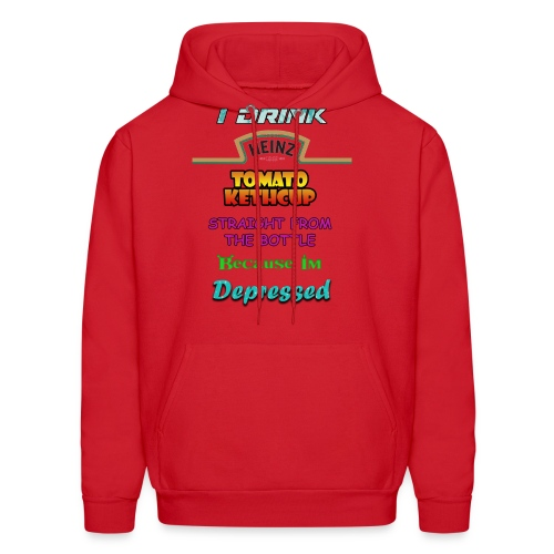 Graphic Design is My Passion - Men's Hoodie