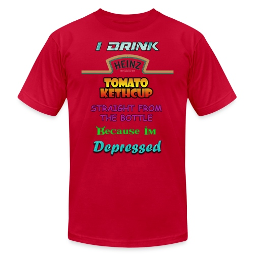 Graphic Design is My Passion - Men's  Jersey T-Shirt