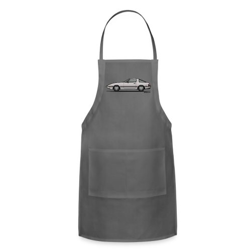 Mazda RX-7 RB Savanna Sunbeam Silver - Adjustable Apron