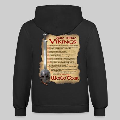 Viking World Tour - Contrast Hoodie