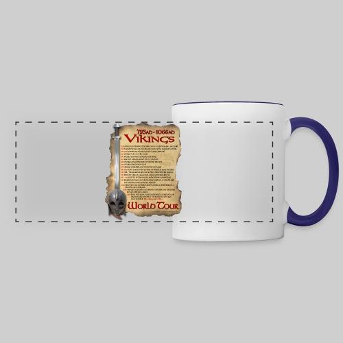 Viking World Tour 1 - Panoramic Mug