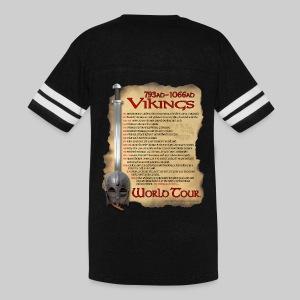 Viking World Tour - Vintage Sport T-Shirt