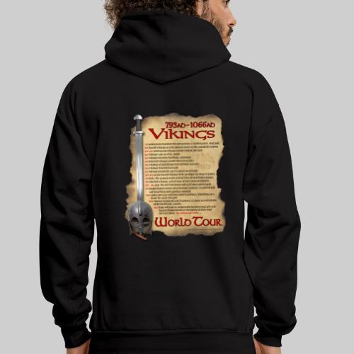 Viking World Tour 1 - Men's Hoodie