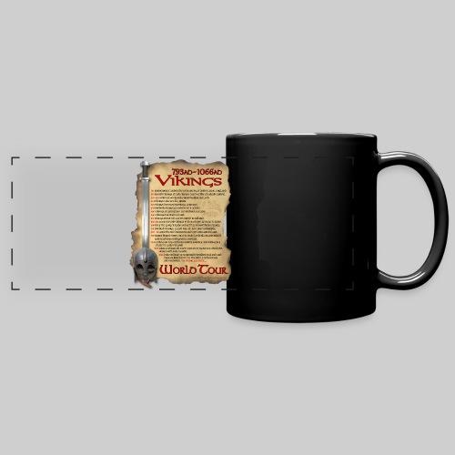 Viking World Tour 1 - Full Color Panoramic Mug