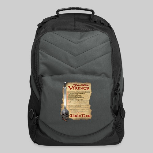 Viking World Tour 1 - Computer Backpack
