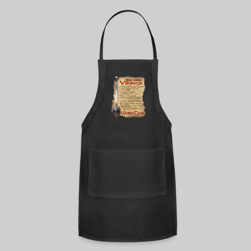 Viking World Tour 1 - Adjustable Apron