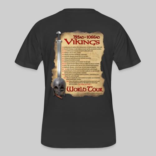 Viking World Tour 1 - Men's 50/50 T-Shirt