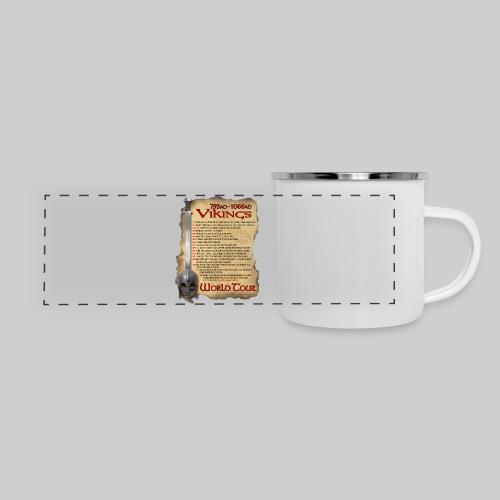 Viking World Tour 1 - Panoramic Camper Mug
