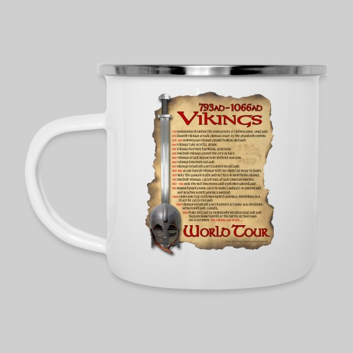 Viking World Tour 1 - Camper Mug