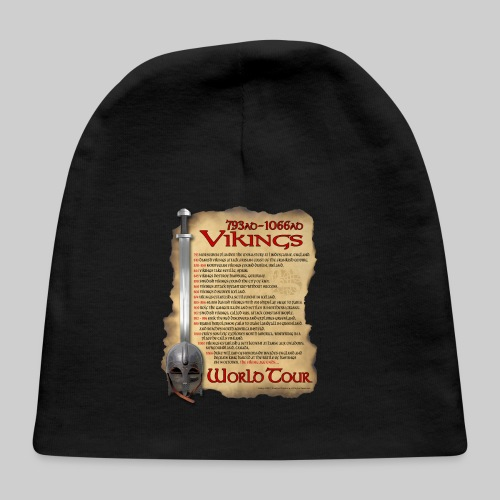 Viking World Tour 1 - Baby Cap