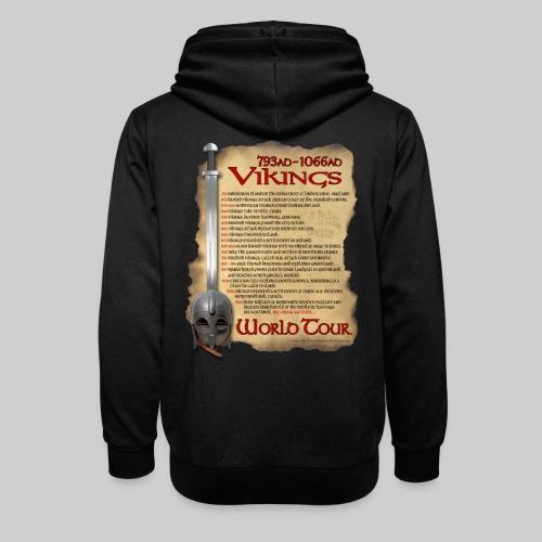 Viking World Tour 1 - Shawl Collar Hoodie