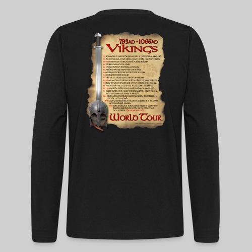 Viking World Tour 1 - Men's Long Sleeve T-Shirt by Next Level