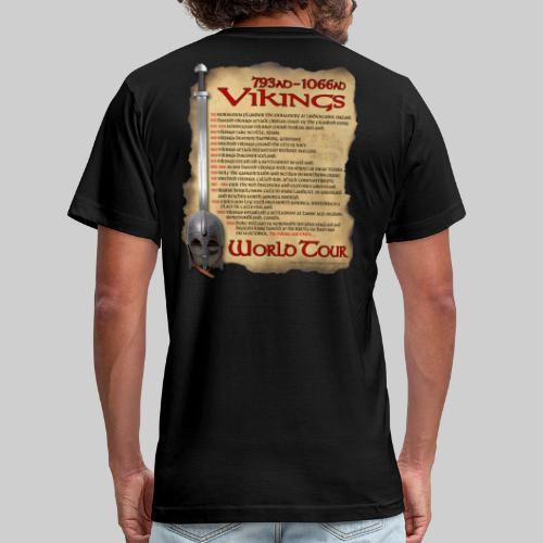 Viking World Tour 1 - Men's  Jersey T-Shirt