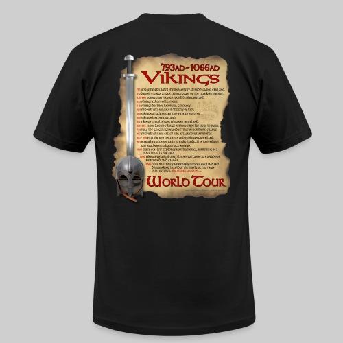 Viking World Tour - Men's Fine Jersey T-Shirt