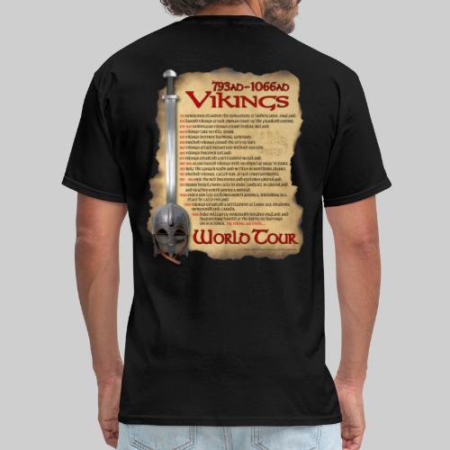 Viking World Tour 1 - Men's T-Shirt