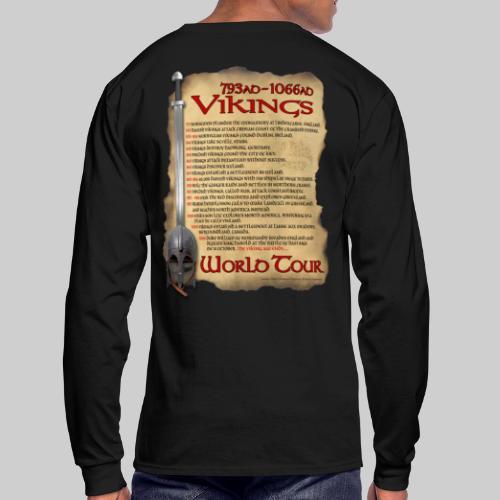Viking World Tour 1 - Men's Long Sleeve T-Shirt