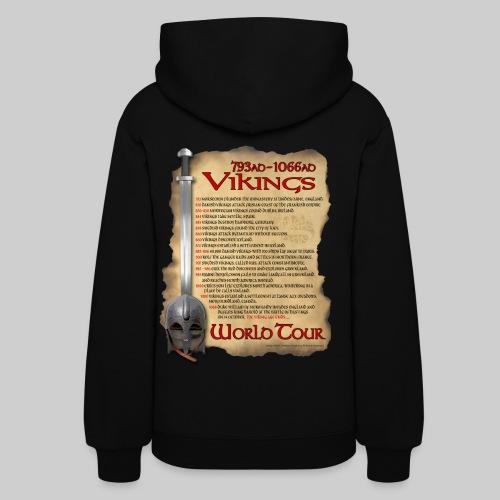 Viking World Tour - Women's Hoodie