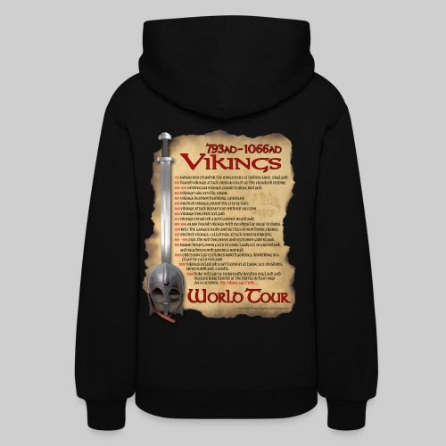 Viking World Tour 1 - Women's Hoodie