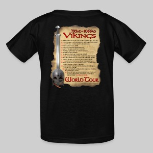 Viking World Tour - Kids' T-Shirt