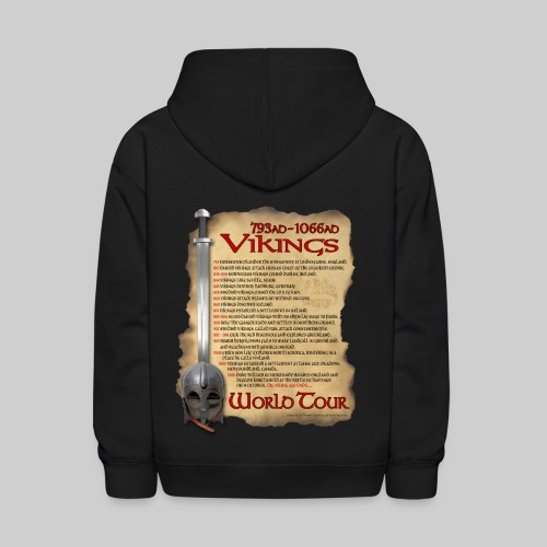 Viking World Tour 1 - Kids' Hoodie