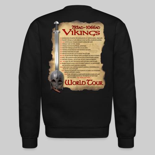 Viking World Tour 1 - Crewneck Sweatshirt