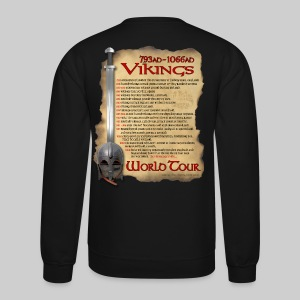 Viking World Tour - Crewneck Sweatshirt