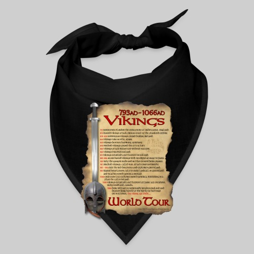 Viking World Tour 1 - Bandana