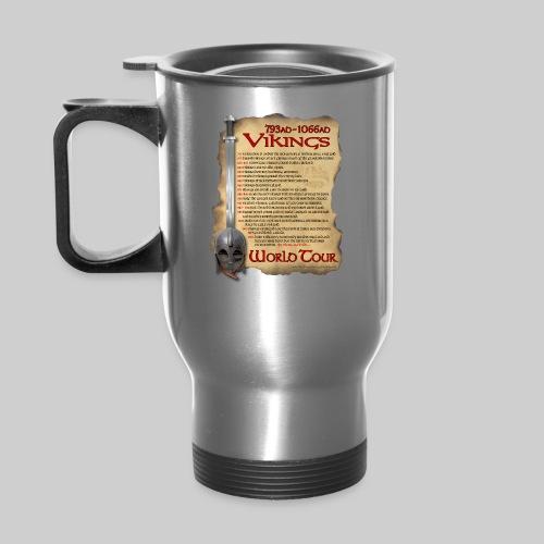 Viking World Tour 1 - Travel Mug