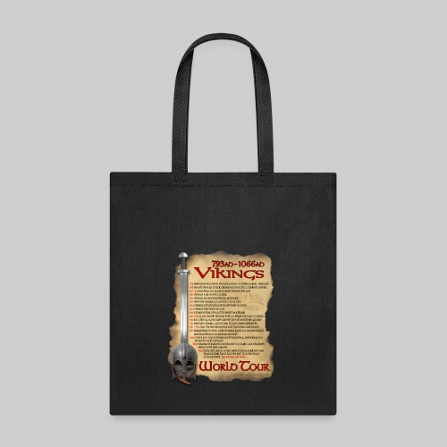 Viking World Tour - Tote Bag