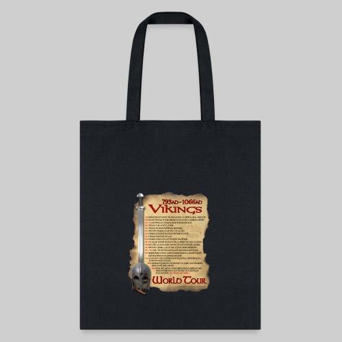 Viking World Tour 1 - Tote Bag
