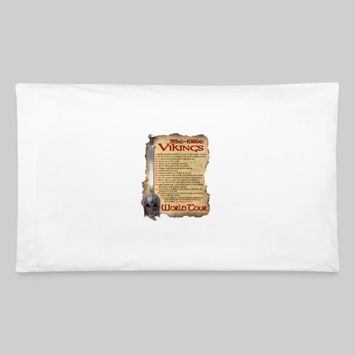 Viking World Tour - Pillowcase