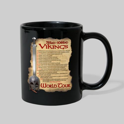 Viking World Tour 1 - Full Color Mug