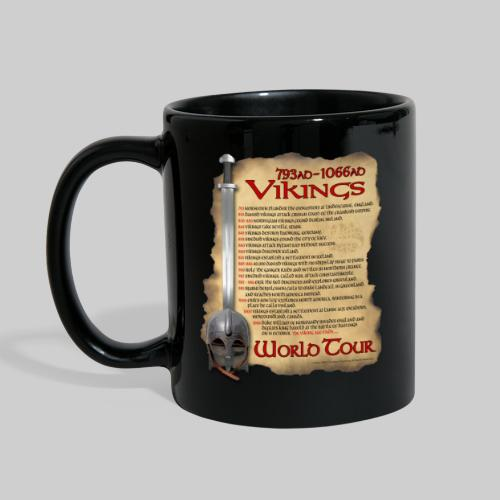 Viking World Tour 1 - Full Color Mug