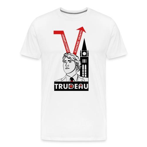 Trudeau T-Shirt - Men's Premium T-Shirt