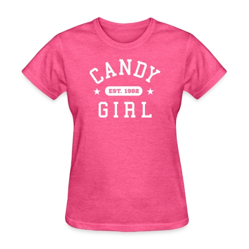 Candy Girl - Women's T-Shirt