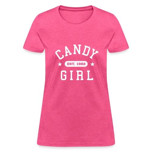 Candy Girl - Women's T-Shirt